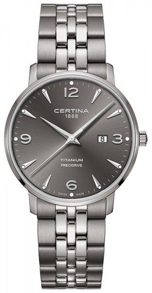 Certina C035.410.44.087.00 DS Caimano DS Caimano Titanium