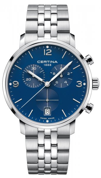 Certina C035.417.11.047.00 DS Caimano DS Caimano Chronograph