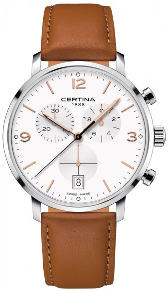 Certina C035.417.16.037.01 DS Caimano DS Caimano Chronograph