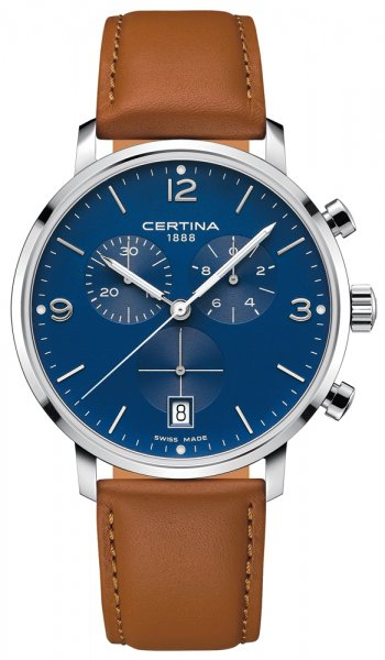 Certina C035.417.16.047.00 DS Caimano DS Caimano Chronograph