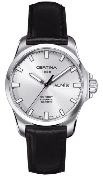 Certina C014.407.16.031.00 DS First DS First Day-Date Automatic