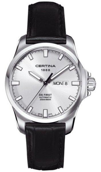 Zegarek Certina C014.407.16.031.00 - duże 1