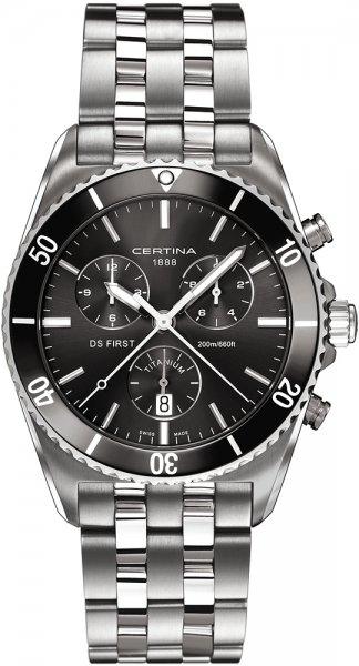 Zegarek Certina C014.417.44.081.00 - duże 1