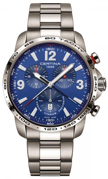 Zegarek Certina C001.647.44.047.00 - duże 1