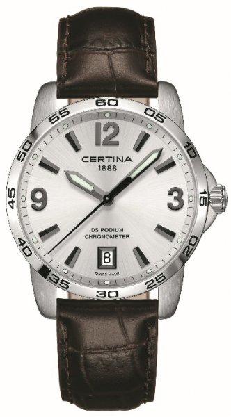 Zegarek Certina C034.451.16.037.00 - duże 1