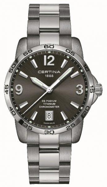 Zegarek Certina C034.451.44.087.00 - duże 1