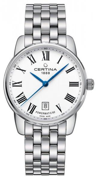 Zegarek męski Certina ds podium C034.807.11.013.00 - duże 1