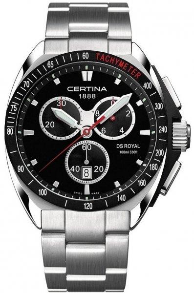 Zegarek Certina C010.417.11.051.01 - duże 1
