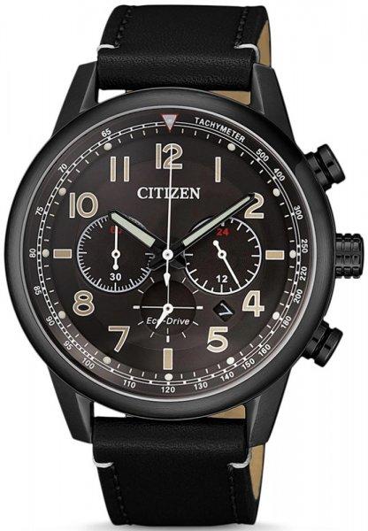 Zegarek męski Citizen chrono CA4425-28E - duże 1