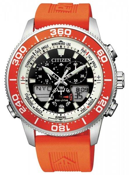 Zegarek Citizen JR4061-18E - duże 1