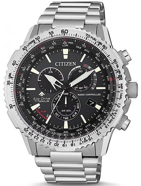 Zegarek Citizen CB5010-81E - duże 1