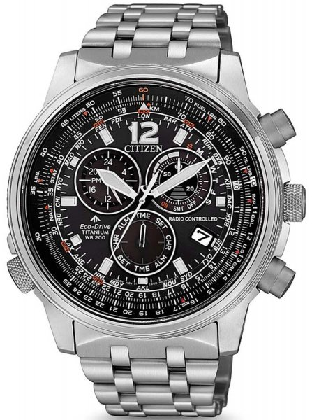Citizen CB5850-80E Radio Controlled