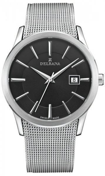 Zegarek męski Delbana lucerne 41701.626.6.031 - duże 1
