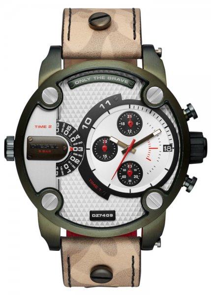 Zegarek męski Diesel daddies DZ7409 - duże 1