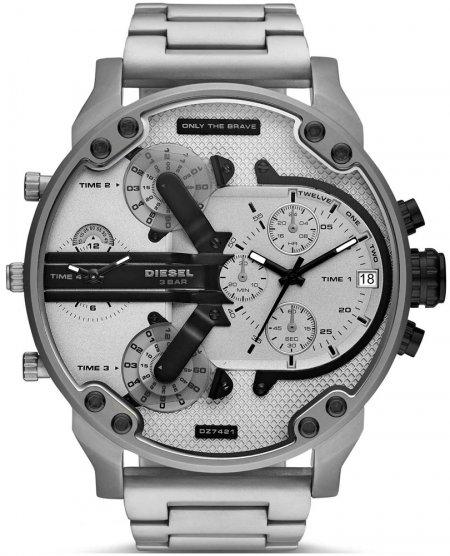 Zegarek męski Diesel daddies DZ7421 - duże 1