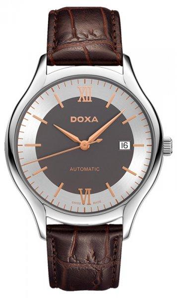 Zegarek Doxa Challenge Automatic - męski  - duże 3