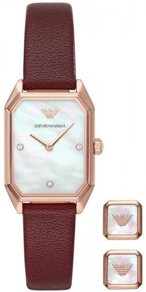 AR80028 - zegarek damski - duże 3