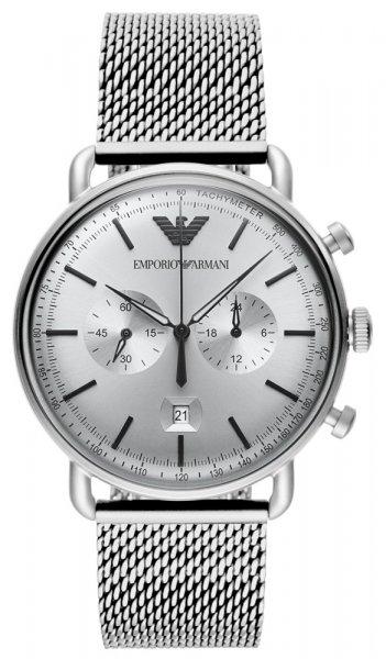AR11288 - zegarek męski - duże 3