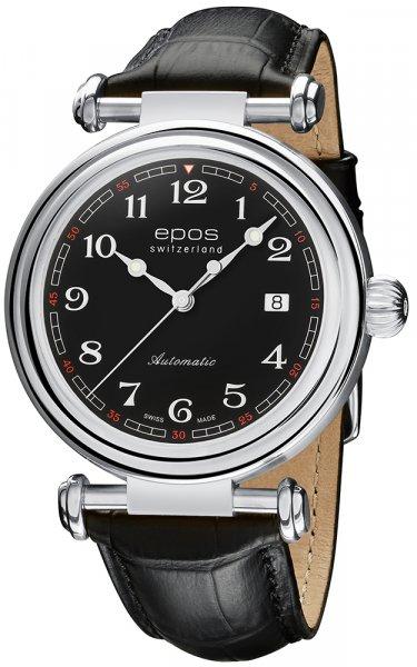3430.130.20.35.25 - zegarek męski - duże 3