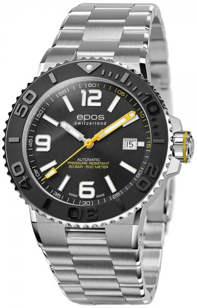 Epos 3441.131.20.55.30 Sportive Sportive Diver