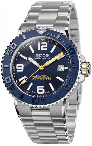 Zegarek Epos 3441.131.96.56.30 - duże 1