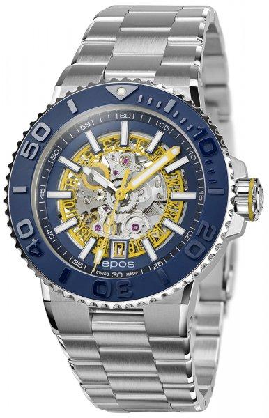 3441.135.96.16.30 - zegarek męski - duże 3