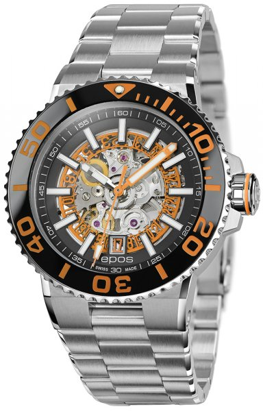 Zegarek Epos 3441.135.99.15.30 - duże 1