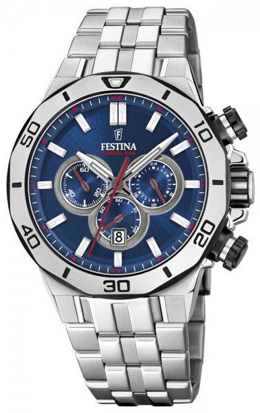 Zegarek Festina F20448-3 - duże 1