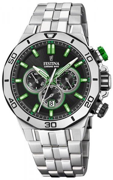 Zegarek Festina F20448-6 - duże 1