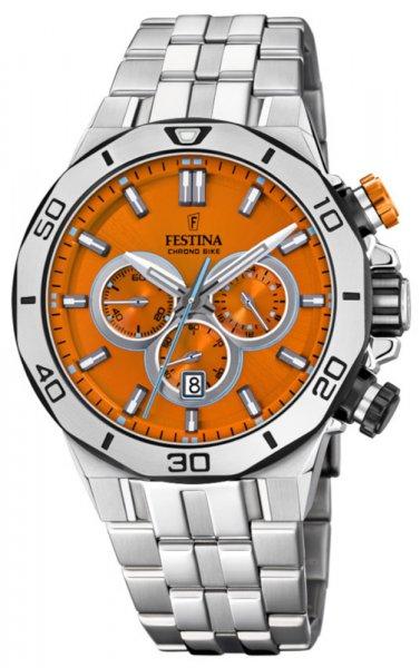 F20448-C - zegarek męski - duże 3
