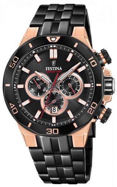 F20451-1 - zegarek męski - duże 3