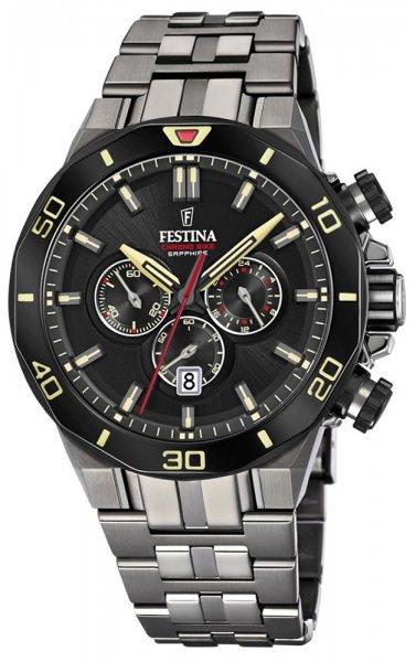 Zegarek Festina F20453-1 - duże 1