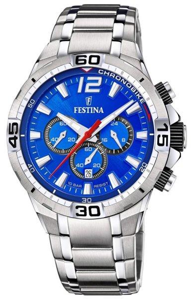 F20522-2 - zegarek męski - duże 3