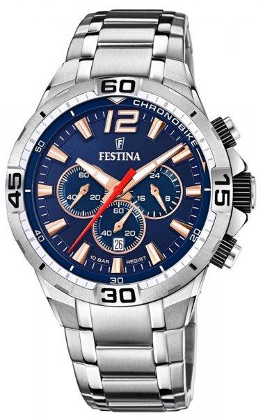F20522-4 - zegarek męski - duże 3