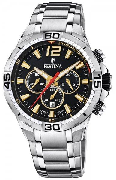 Zegarek Festina F20522-5 - duże 1