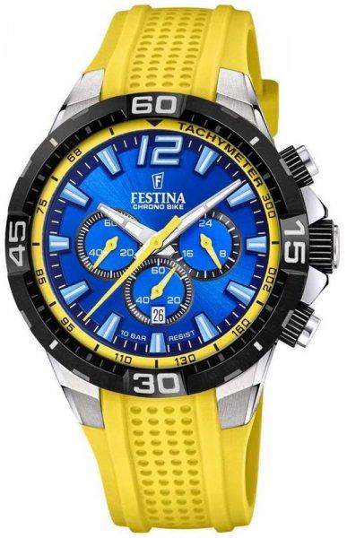 F20523-5 - zegarek męski - duże 3