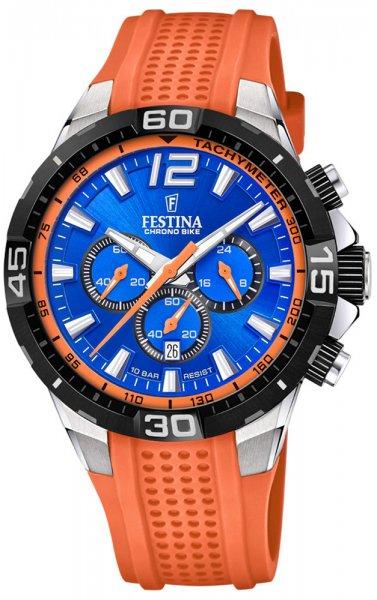 Zegarek Festina F20523-6 - duże 1