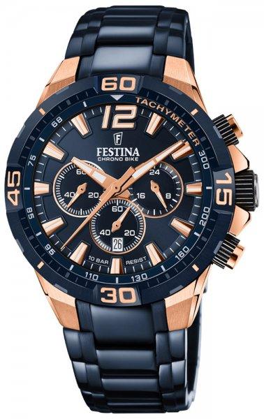 F20524-1 - zegarek męski - duże 3