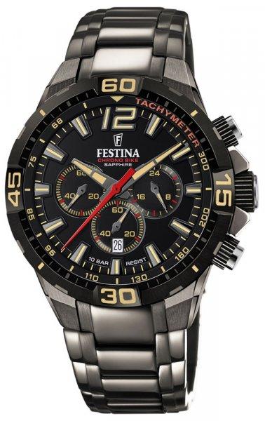 F20527-1 - zegarek męski - duże 3