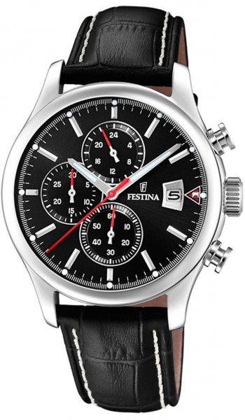 F20375-3 - zegarek męski - duże 3