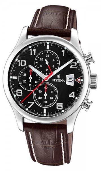 F20375-6 - zegarek męski - duże 3