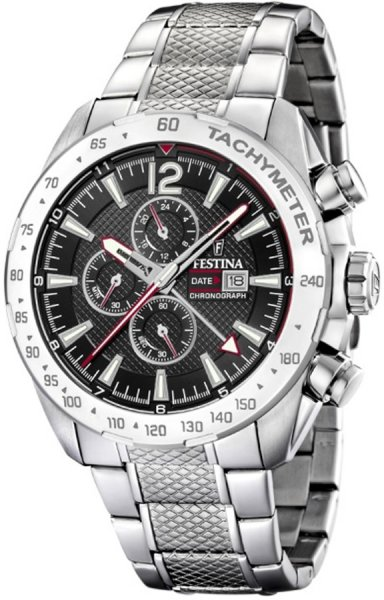Festina F20439-4 Chronograf Sport Chronograph