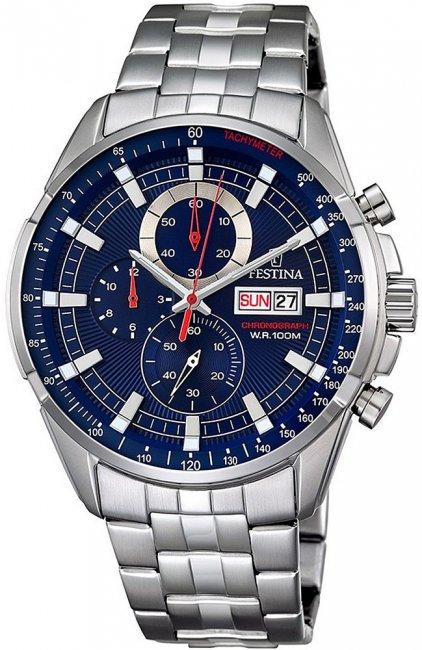 F6844-3 - zegarek męski - duże 3