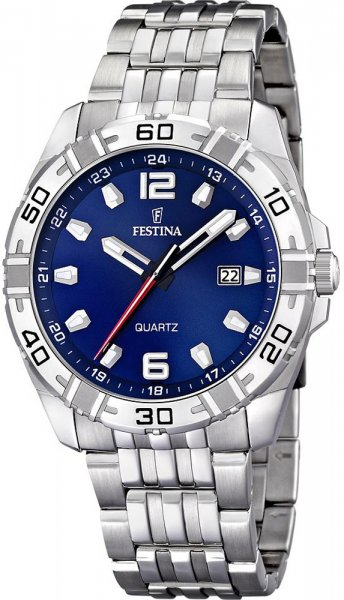Zegarek Festina F16495-A - duże 1