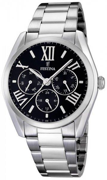Zegarek męski Festina classic F16750-2 - duże 1