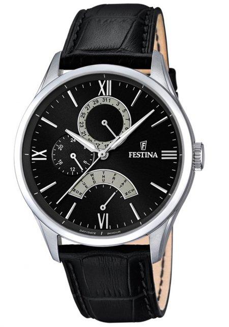 F16823-2 - zegarek męski - duże 3