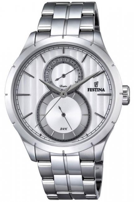 F16891-1 - zegarek męski - duże 3