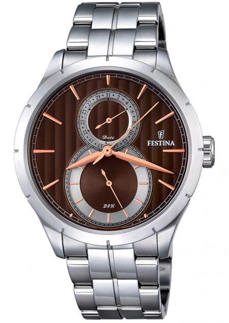 F16891-5 - zegarek męski - duże 3