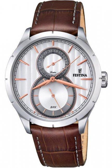 F16892-2 - zegarek męski - duże 3