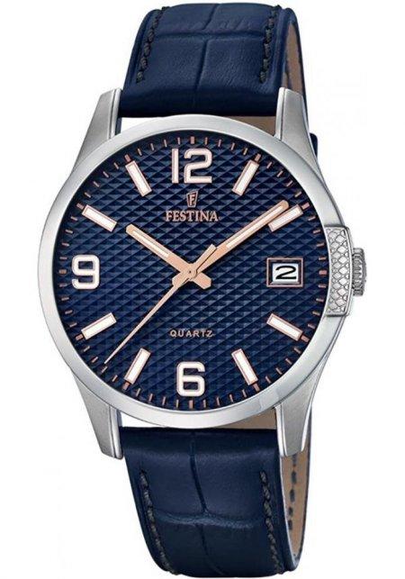 F16982-4 - zegarek męski - duże 3